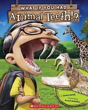 What If You Had Animal Teeth?-ExLibrary
