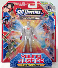 DC Universe - Hall of Justice - Young Justice Captain Atom Action Figure