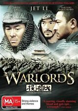 The Warlords (DVD, 2009) R4 BRAND NEW SEALED - FREE POST!