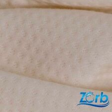 Zorb II Dimples Absorbent Fabric per Metre