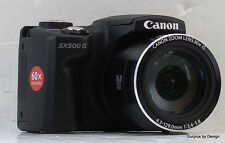 **USED** Canon Powershot SX500 IS 16.0 MP Digital Camera