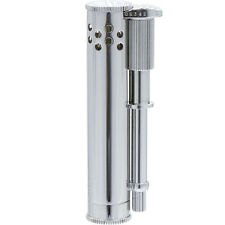 DOUGLASS CLASSIC DESIGN Cigarette OIL LIGHTER Field S Chrome