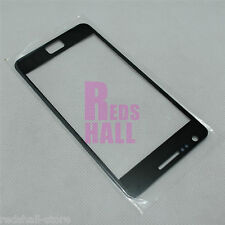 Replacement Outer Lens Glass Touch Screen for Samsung Galaxy S2 i9100 Black