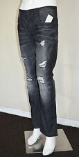 GUESS Men's Vermont Slim Tapered in Mid-Night Vision Wash sz 32