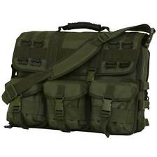 Olive MOLLE Tactical Military Laptop Field Briefcase Shoulder Bag