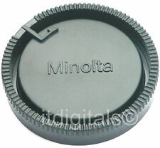 Rear Lens Cap For Minolta Maxxum Sony Alpha Series New Back Rear Lens Dust