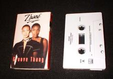 Zhane Groove Thang Cassette single in Very good condition.