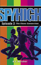 Spy High 1: The Chaos Connection: Number 2 in series.