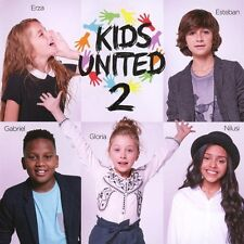 Tout Le Bonheur Du Monde - Kids United (2016, CD NEUF)