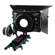 FOTGA DP500 2S Follow Focus+DP3000 M2 Baseplate Support Rig+M2 Matte Box Sets