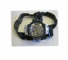 HANDS FREE HEAD LAMP, 7 LEDS, 300 HOUR BATTERY LIFE, FLEXIBLE HEAD STRAP