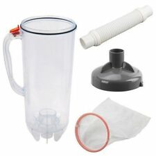 X-Large Leaf Trap Canister w/ Mesh Bag for Hayward Baracuda Kreepy Krauly Pool