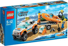 LEGO City 60012 - Coast Guard 4x4 and Diving Boat