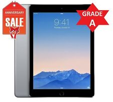 Apple iPad Air 2 128GB Wi-Fi + 4G (Unlocked) 9.7in Space Gray (Latest Model) (R)