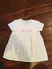 Girls American Girl Size XL(18/20) White Baby doll Style Tee