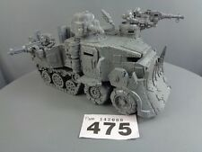 Warhammer space orks battlewagon 475