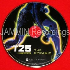 T25 Gamma - The Pyramid - New Fitness DVD