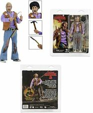 "NECA TEXAS CHAINSAW MASSACRE 2 CHOP TOP RETRO CLOTHED 8"" inch FIGURE / DOLL"