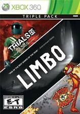 Triple Pack: Limbo, Trials HD and Splosion Man - Xbox 360 Game