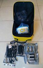 Trimble R4-3 (model 3) GNSS RTK receiver bundle: GPS, GLONASS, GALILEO, BEIDOU.