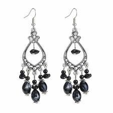 fashion Charm New Beadwork Chandelier Dangle Drop earrings Jewelry Gift Bohemian
