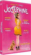 DVD *** JOSEPHINE *** avec Marilou Berry ( neuf sous blister )