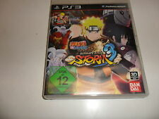 PlayStation 3  Naruto Shippuden: Ultimate Ninja Storm 3