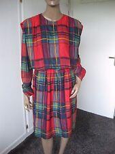 Renzo  zauberhaftes Kleid Gr. 40  langarm