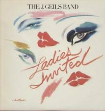 *NEW* CD Album J. Geils Band - Ladies Invited (Mini LP Style card Case)