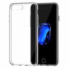 "Apple iPhone 7 Plus Case Shockproof Bumper Cover 5.5"" (Clear)"