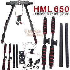 HML650 Electronic Retractable Landing Gear Skid for  S550 Tarot650 680pro FPV #P