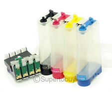 Empty NON-OEM Continuous Ink Supply System for Epson Workforce WF-7510 WF-7520