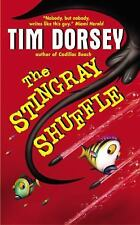 Serge Storms: The Stingray Shuffle 5 by Tim Dorsey (2003, Paperback)