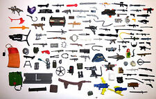 Large Random Military 1980's Accessory Lot, For Customs or Completion of Figures