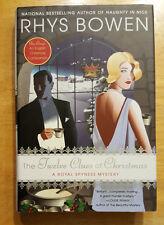 RHYS BOWEN The Twelve Clues of Christmas A Royal Spyness Mystery Book