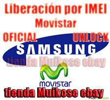 Liberar SAMSUNG Galaxy Grand Core Duos plus Movistar ESPAÑA por codigo IMEI