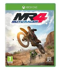 Moto Racer 4 MR4 [XBOX ONE Exclusive 100+ Challenges Freestyle Bike] Brand NEW