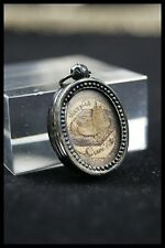 † ST JOHN MARY BAPTIST VIANNEY STERLING RELIQUARY THE CURE OF ARS PARISH PRIESTS