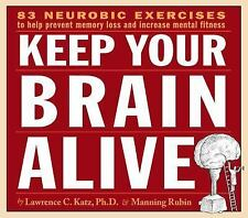 Keep Your Brain Alive: Neurobic Exercises to Help Prevent Memory Loss and Increa