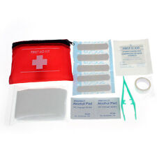 Mini Emergency Survival First Aid Kit Pack Travel Medical Sports Home Bag A
