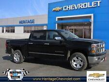 Chevrolet: Silverado 1500 LTZ