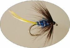 12 Pack Trout Fly Wet Glenveagh Blue Size 14