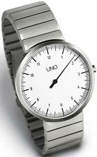 Uno Botta Design Einzeigeruhr - NEUWARE OVP, Single hand watch, one hand watch