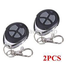 2x Garage Gate Door Remote Control For ATA GDO-2V5 GDO-2V6 GDO-2V7 PTX-4 TX5