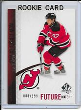 10-11 SP Authentic Brad Mills Future Watch Rookie # 230