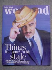 Weekend Magazine, Paul Hollywood, Helen Mirren, Bill Bailey, Martin Hughes Games