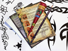 Henna Mehndi Tattoo Kit  cool designs Instantly ready to use, great starter twa