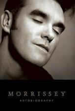 MORRISSEY Autobiography HARDCOVER 2013 NEW SMALL DJ TEARS Lead Singer THE SMITHS