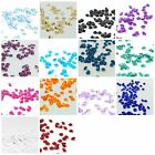 """Finest on EBAY"" Scatter CRYSTALS 4.5mm Diamonds CONFETTI Gems Table Decorations"