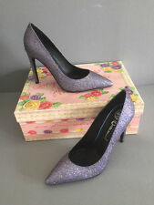 Jeffrey Campbell Dulce Pump - Glitter size 7 new in box